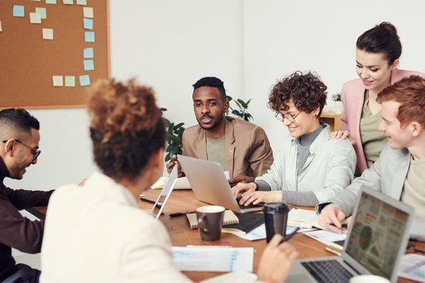 Ease tension in meetings Increase collaboration